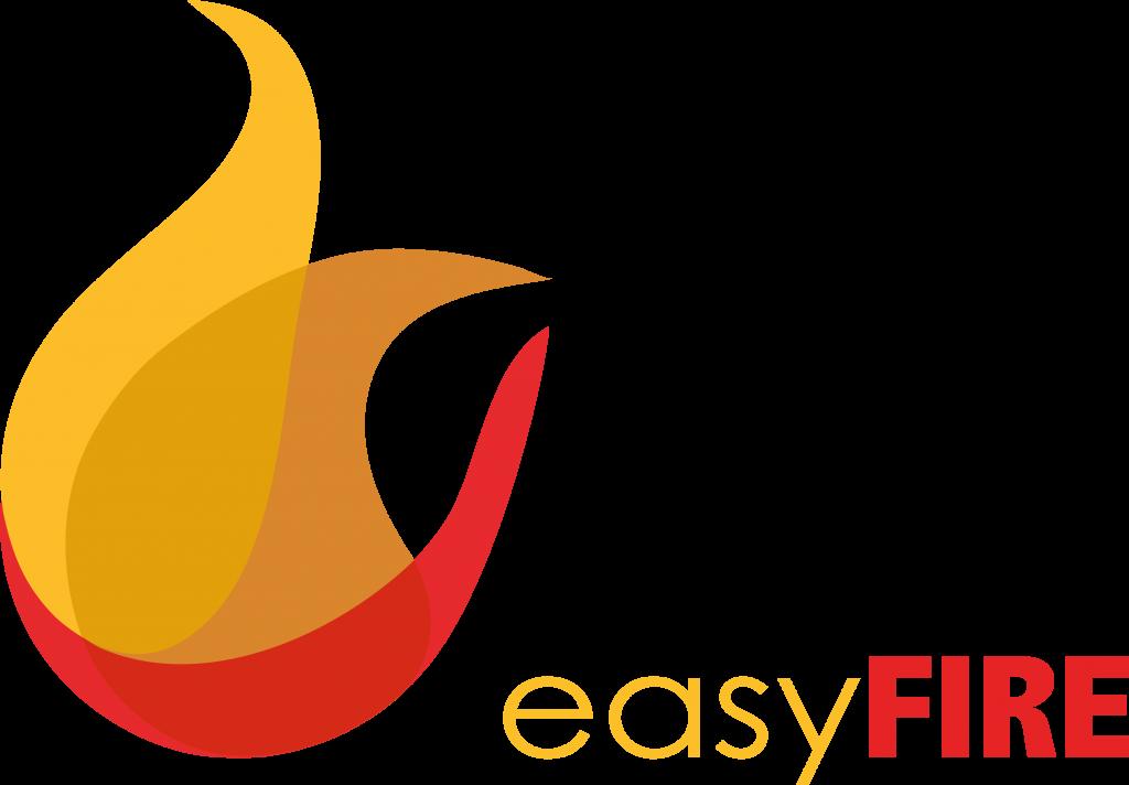 Logo Easy Fire - testelt Scherpenheuvel-Zichem