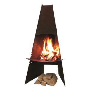Outr Garden fire - Easy Fire Testelt